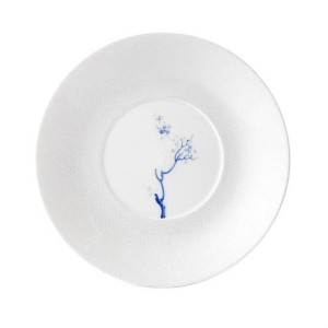 Meissen Blue Orchid Bread and Butter Plate
