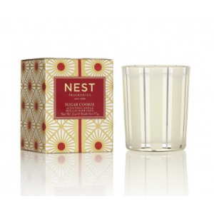 Nest Sugar Cookie Votive Candle