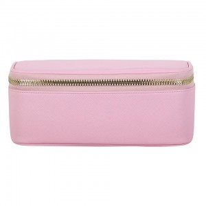 Stoney Clover Open Top Mirror Pouch, Pink