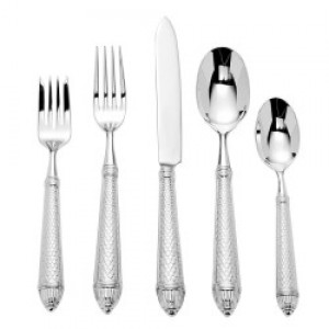 Ricci Stainless Raffaello Five Piece Place Setting