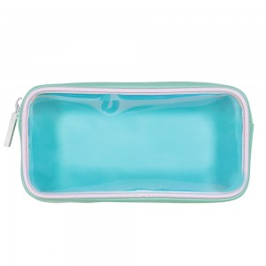 Stoney Clover Small Pouch, Pastel Iridescent
