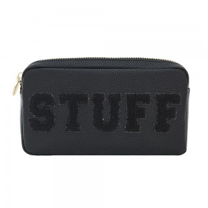Stoney Clover Small Stuff Pouch, Black