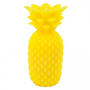 Pineapple Candle, Yellow