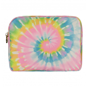 Stoney Clover Large Pastel Tie Dye Pouch