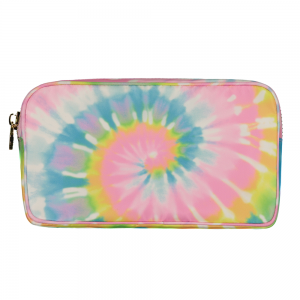 Stoney Clover Small Pastel Tie Dye Pouch