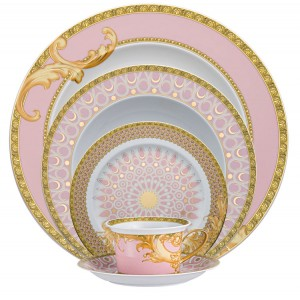 Versace Byzantine Dreams Tea Saucer