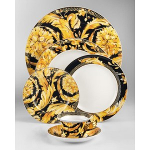 Versace Vanity Bread and Butter Plate