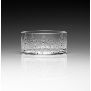 William Yeoward Crystal Fern Bottle Stand