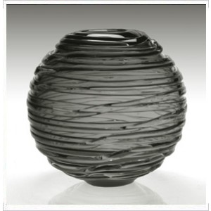 William Yeoward Gray Sophie Vase, Medium