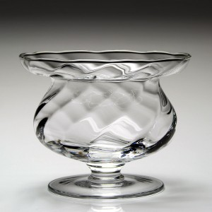 William Yeoward Spiral Footed Bowl