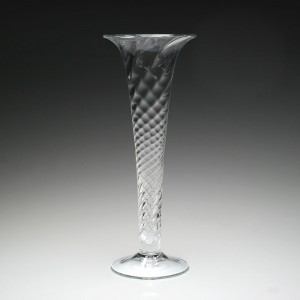William Yeoward Small Spiral Vase